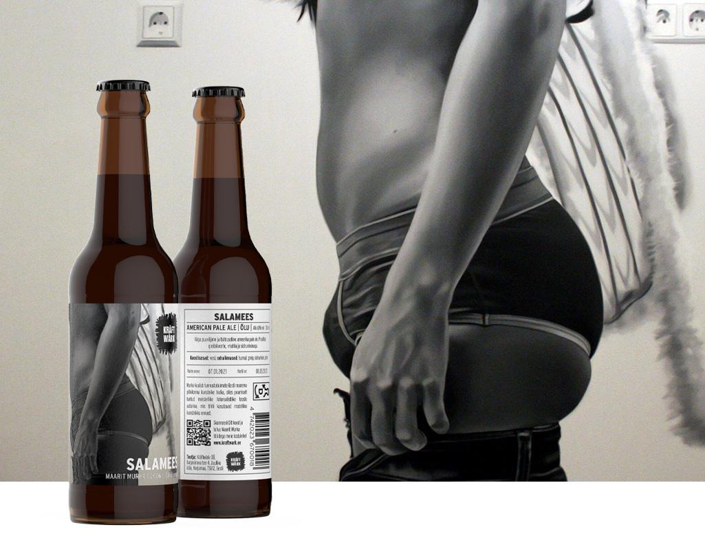 Salamees - American Pale Ale